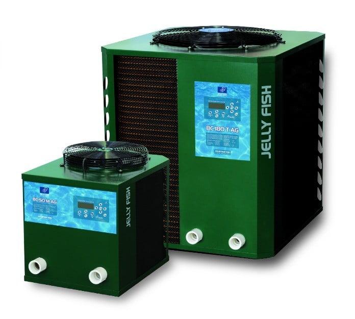 Instalação e manutenção em trocador de calor / bomba de calor