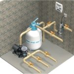 Instalação e manutenção de bomba e filtro de piscinas
