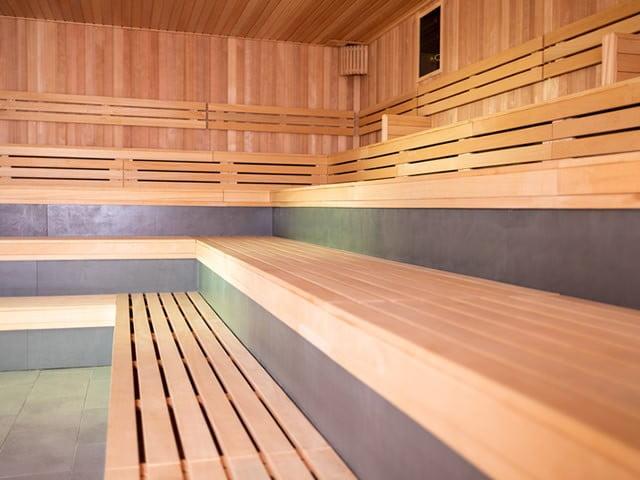 Instalação e manutenção de sauna seca